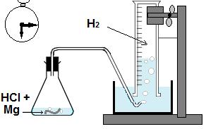 Rates-Mg-HCl-setup